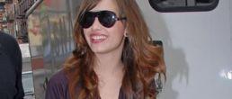 Demi Lovato tuvo un accidente de tránsito