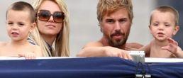 Britney Spears despidió a su novio