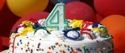 Cumplimos 4 años!!!