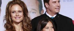 Kelly Preston y John Travolta esperan un bebé!!!
