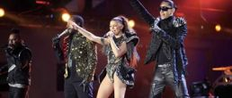 Video de Black Eyed Peas en el Concierto Inaugural del Mundial Sudáfrica 2010