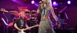 Fotos de Shakira en el Concierto Inaugural del Mundial Sudáfrica 2010