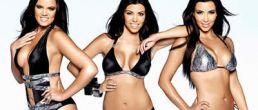 Publicidad de Hermanas Kardashian en bikini ¿Cuándo es demasiado Photoshop?