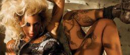 Beyonce en su nueva campaña para House of Dereon
