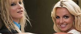 Fotos de Britney en el set de Glee!
