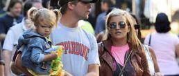 Jamie Lynn Spears volvió con su ex