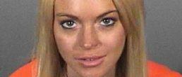Lindsay salió de la cárcel y de frente al rehab