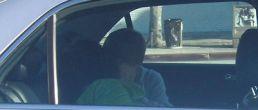 Justin Bieber besando a una chica ¡Pillado!