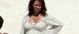 Confirmado: Penélope Cruz está embarazada ¡Fotos!