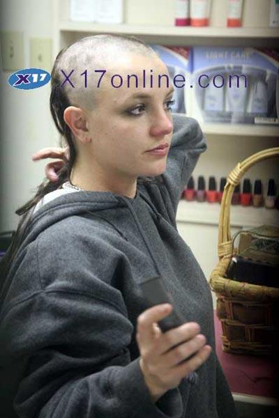 Britney pelada