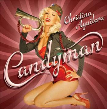 Portada CD Candy Man