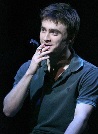 Daniel Radcliffe en Equus