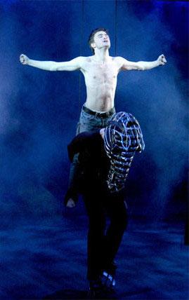 Daniel Radcliffe en Equus 2