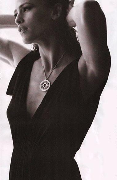 Jennifer Garner para Marie Claire