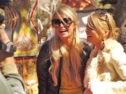 Paris y Nicole - simple life