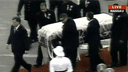 funeral Anna Nicole Smith