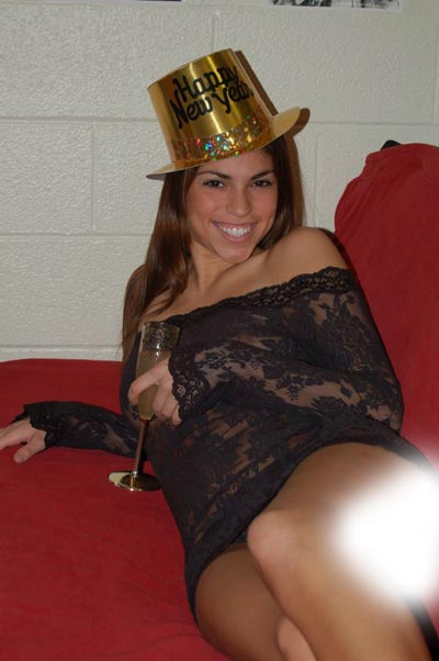 Antonella Barba celebra censurada