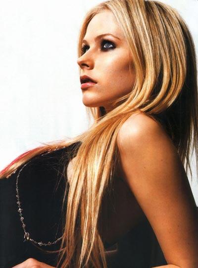 Avril Lavigne portada