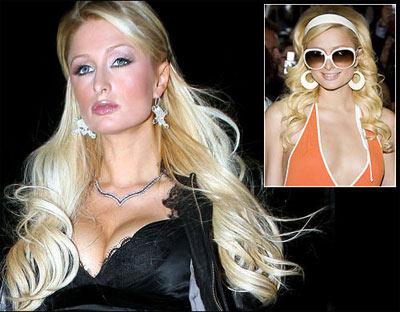 Paris Hilton se operó los senos
