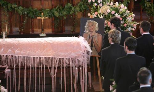 Causa de muerte Anna Nicole Smith