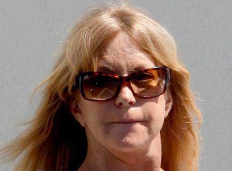 Goldie Hawn parece abuelita