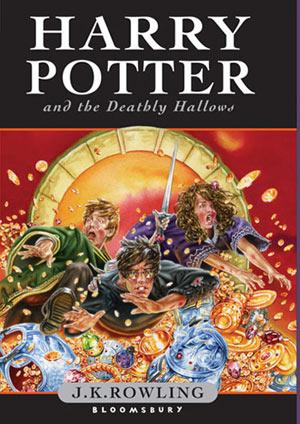 Portada final Harry Potter