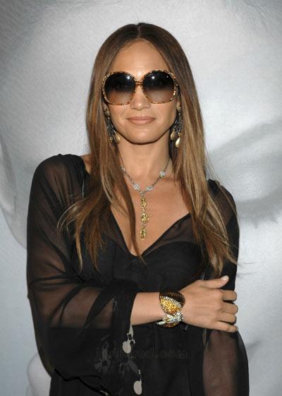 Jennifer Lopez en Madrid