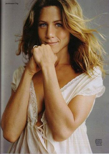 Jennifer Aniston en revista