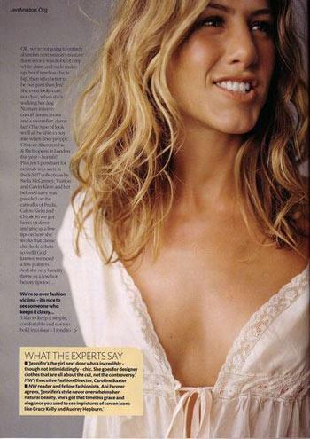Jennifer Aniston New Woman