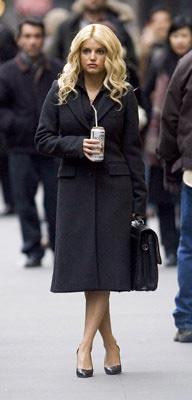 Jessica Simpson Nueva York