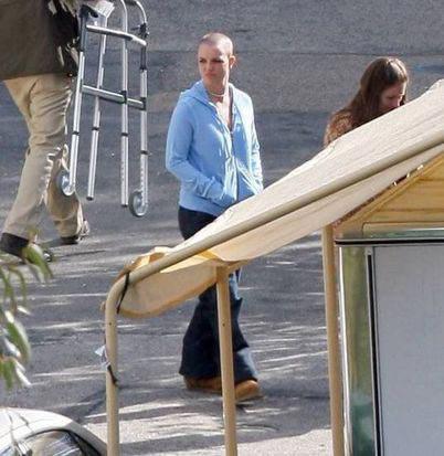 Britney Spears rehabilitacion