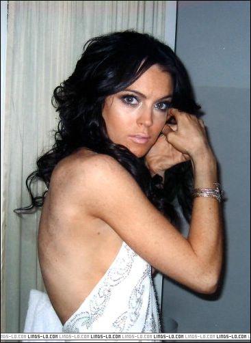 Lindsay Lohan intimas
