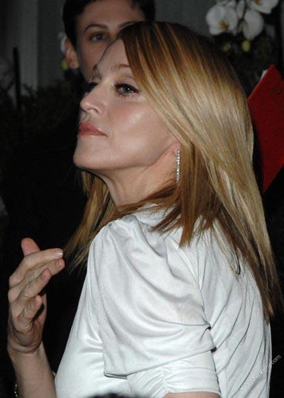 Madonna  fiesta H&M
