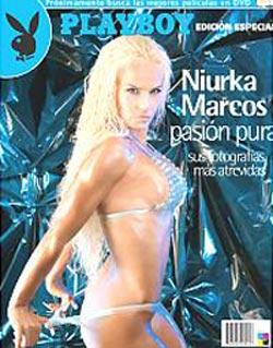 Niurka Playboy Pasión Pura