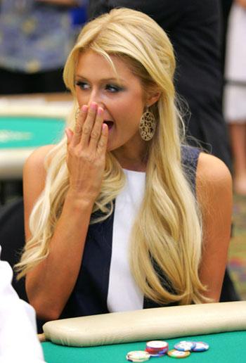 Paris Hilton echada super