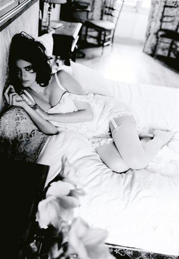 Penelope Cruz ropa interior