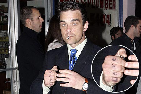 Robbie Williams abandonó la rehabilitación