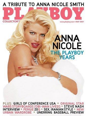 portada de Playboy de mayo 2007