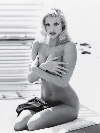 Anna Nicole Smith playboy