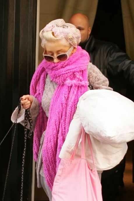 Las fachas de Christina Aguilera 5