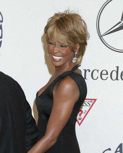 divorcio de Whitney Houston
