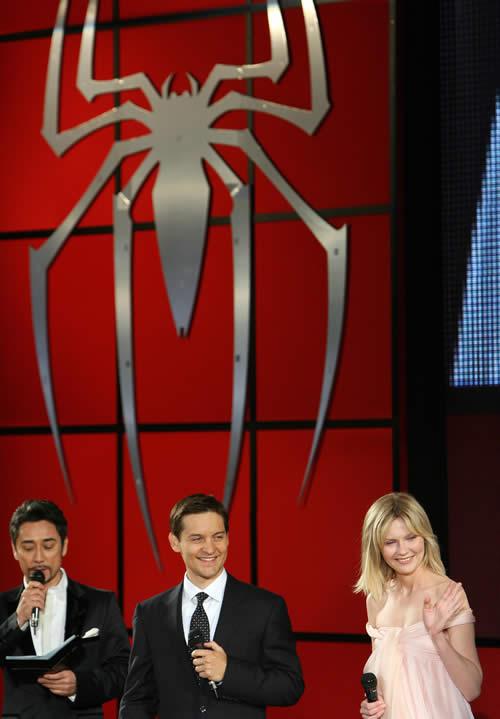 Estreno Mundial de Spiderman 3