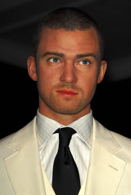 Inmortalizaron a Justine Timberlake 3