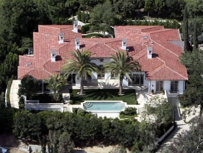 Victoria y Victoria y David Beckham nueva mansión