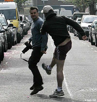 El arresto de Hugh Grant 2