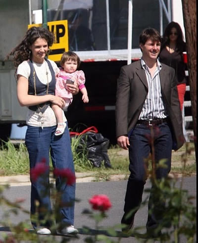 Bebita de Tom Cruise