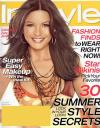 Catherine Zeta Jones en Instyle