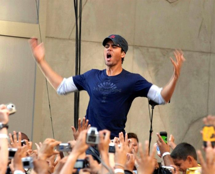 Enrique Iglesias vuelve a lo grande 2