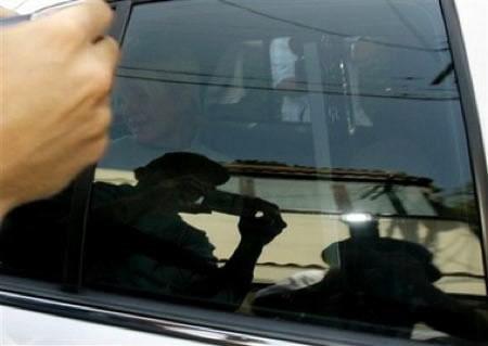 Paris Hilton de vuelta en la cárcel