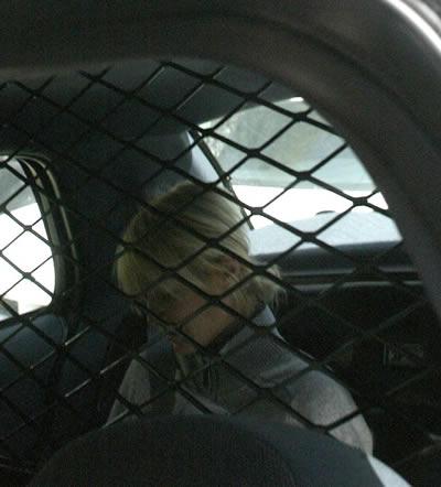 Paris Hilton de vuelta en la cárcel 2